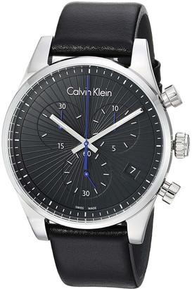 Calvin Klein Men's Steadfast Watch