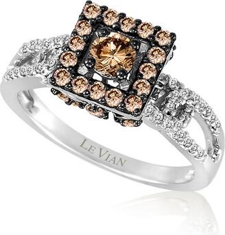 LeVian Le Vian 14K Vanilla Gold 0.94 Ct. Tw. Diamond Ring