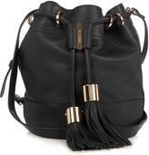 See by Chloe Vicki medium leather cross-body bucket bag