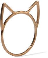 Catbird - Lovecats Gold-tone Ring
