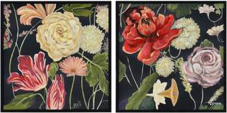 Distinctly Home Lyncroft 2-Piece Canvas Painting Set