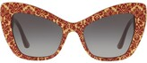 Dolce & Gabbana Eyewear cat-eye tinted sunglasses