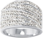 SPARKLE ALLURE Crystal Dome Ring