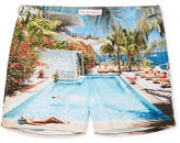 Orlebar Brown Setter Mid-length Printed Swim Shorts - Multi