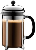 Bodum CHAMBORD Coffee Maker, 1.5 L/51 oz - Shiny