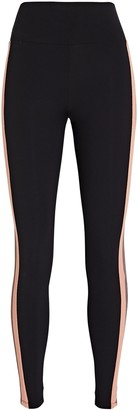 Lanston Zen Striped Leggings