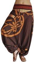 bonzaai virblatt harem pants traditional weavings S - L alternative clothing- Anders