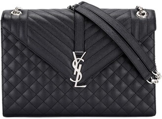 Saint Laurent 'Monogram' shoulder bag