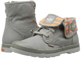 Palladium Baggy Zipper CVS LP Girl's Shoes