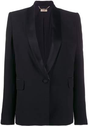 Liu Jo single breasted tuxedo blazer