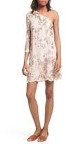 Free People Women's Rosalie Embroidered Minidress