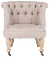 Safavieh Stefano Club Chair Taupe