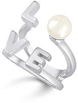 Majorica Courtney Love Ring
