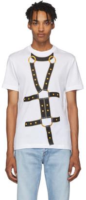 Versace White Bondage T-Shirt