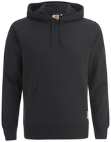 Carhartt Hooded State Flag Sweatshirt With Back Print Black
