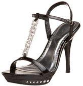 Pleaser USA Women's Monet-10 T-Strap Sandal