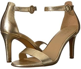 Naturalizer Kinsley (Platino Metallic Leather) High Heels