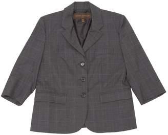 Louis Vuitton Grey Wool Jackets
