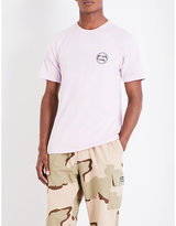 Stussy Reggae Surf Cotton-jersey T-shirt