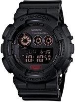 G-Shock Men's Digital Black Resin Strap Watch 55x51mm GD120MB-1