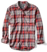 Banana Republic Camden-Fit Luxe Flannel Tartan Shirt