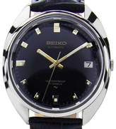 Seiko Manual Wind Stainless Steel Dress Vintage Mens Watch 1960s