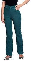 Denim & Co. As Is Classic Waist 5-Pocket Boot Cut Jeans