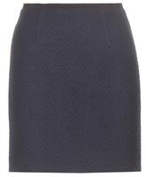Victoria Victoria Beckham Wool-blend miniskirt