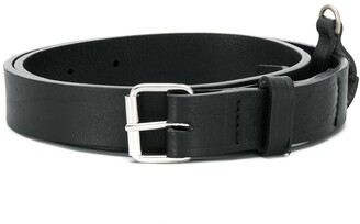 Ami D Ring Thin Belt