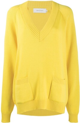 Marques Almeida Front Pockets Jumper