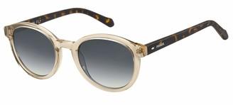 Fossil Men's Fos 2022/s Oval Sunglasses