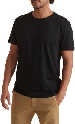 Marine Layer Signature Crewneck T-Shirt