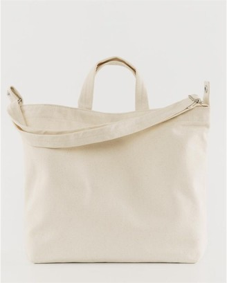 Baggu Horizontal Duck Bag Natural Canvas