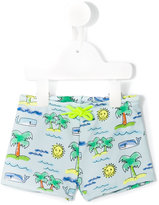 Stella McCartney summer print swim shorts