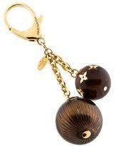 Louis Vuitton Monogram Fleur Ball Bag Charm