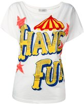 Faith Connexion 'Have Fun' T-shirt