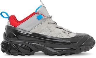 Burberry multicolour Arthur sneakers