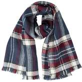 Barbour Scarf red/navy