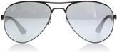 Ray-Ban RB3523 Sunglasses Matte Black 006/6G 59mm