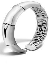 John Hardy Women's 'Bamboo' Silver Wrist Cuff