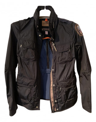 Parajumpers Blue Polyester Jackets