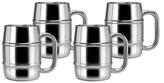 Old Dutch Keep-Kool Double-Walled Oversized Mugs (Set of 4)