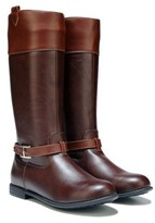 Tommy Hilfiger Kids' Andrea Signature Boot Pre/Grade School