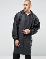 Rains Waterproof Loose-Fit Jacket