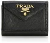 Prada Daino Color Mini Wallet