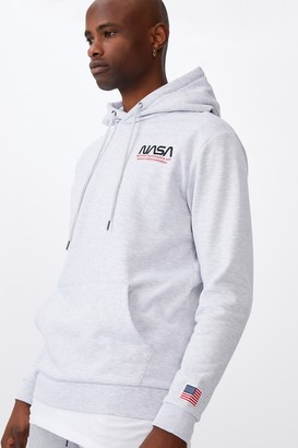 Factorie License Graphic Hoodie