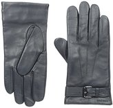 Cole Haan Men's Basic Leather Glove with Belt