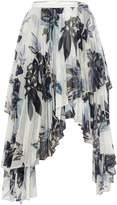 Keepsake Assymentri Hem Floral skirt