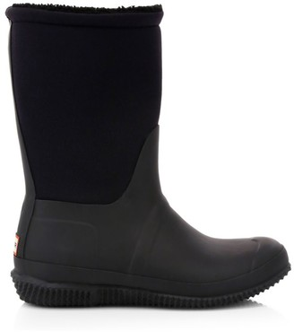 Hunter Original Faux Sherpa Boots