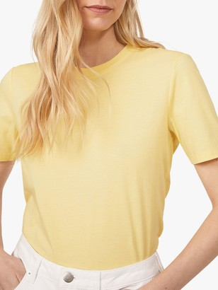 Warehouse Plain Casual Crew Neck T-Shirt